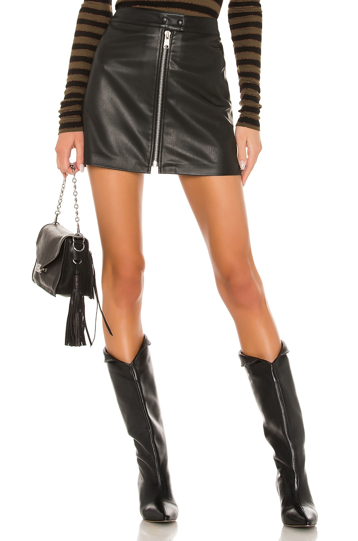 ALLSAINTS Lena Skirt in Black