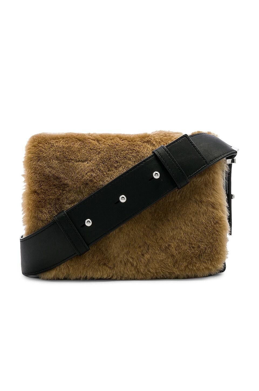Versailles Lea Fur Shoulder Bag