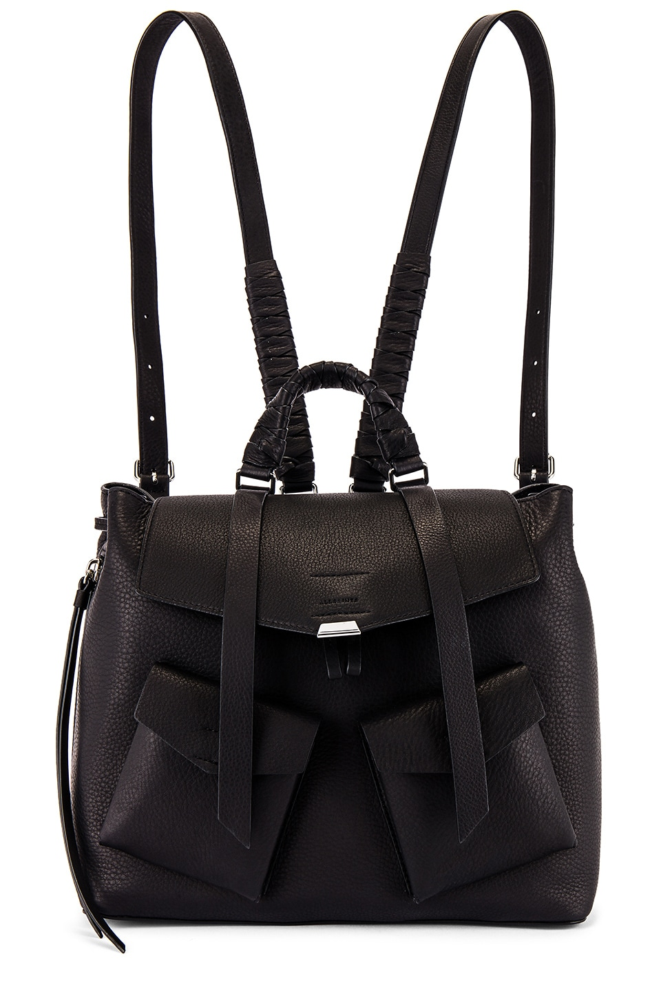 ALLSAINTS Shirley Backpack in Black