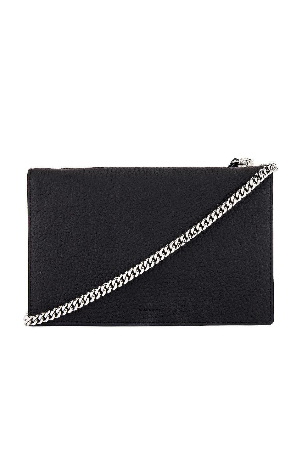 ALLSAINTS Fetch Chain Crossbody in Black