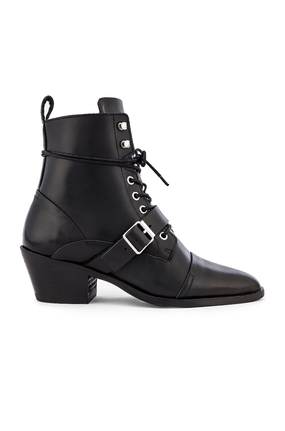 ALLSAINTS Katy Bootie in Black