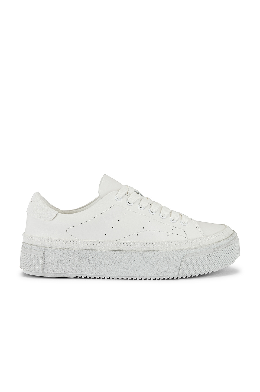 ALLSAINTS Trish Sneaker in Chalk White