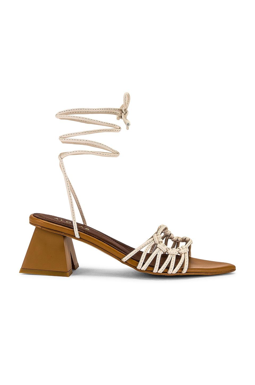 ALOHAS Mirage Sandal in Camel
