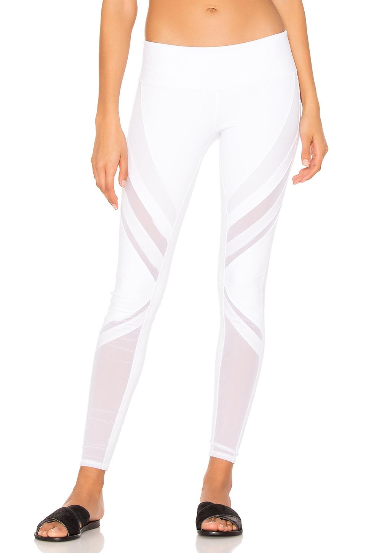 alo Epic Legging in White