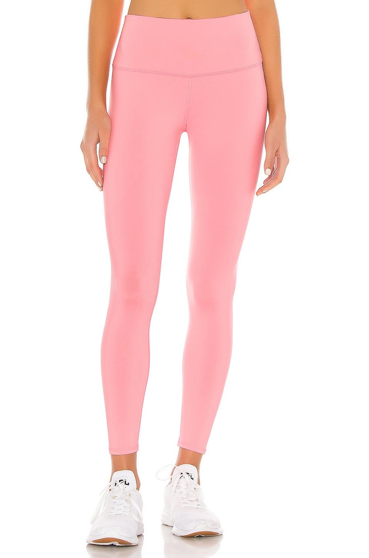 alo 7/8 High Waist Airbrush Legging en Macaron Pink