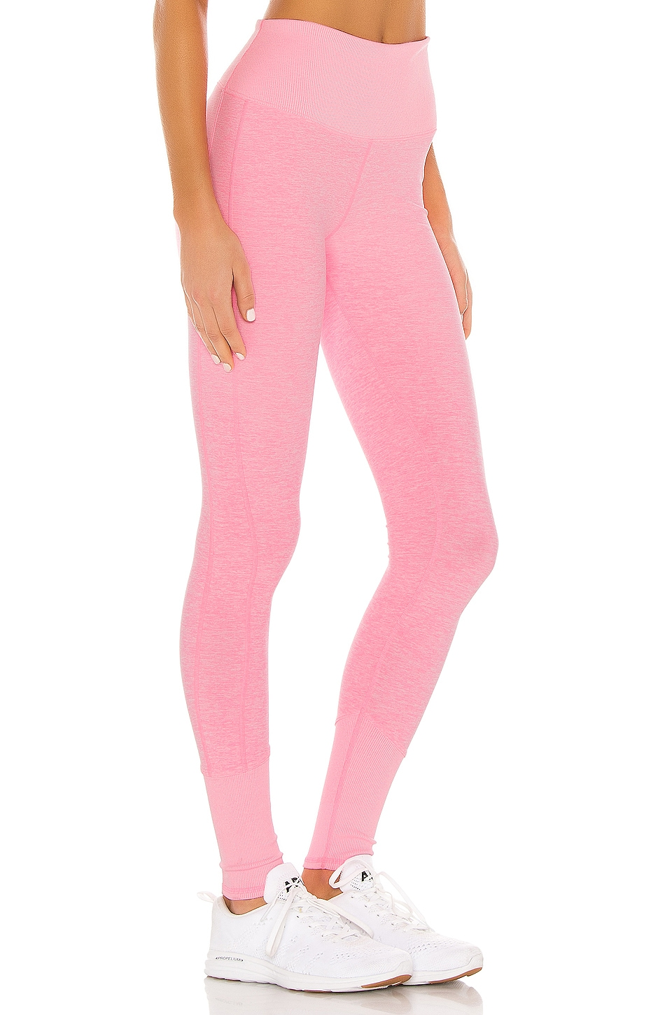 High Waist Lounge Legging, view 2, click to view large image.