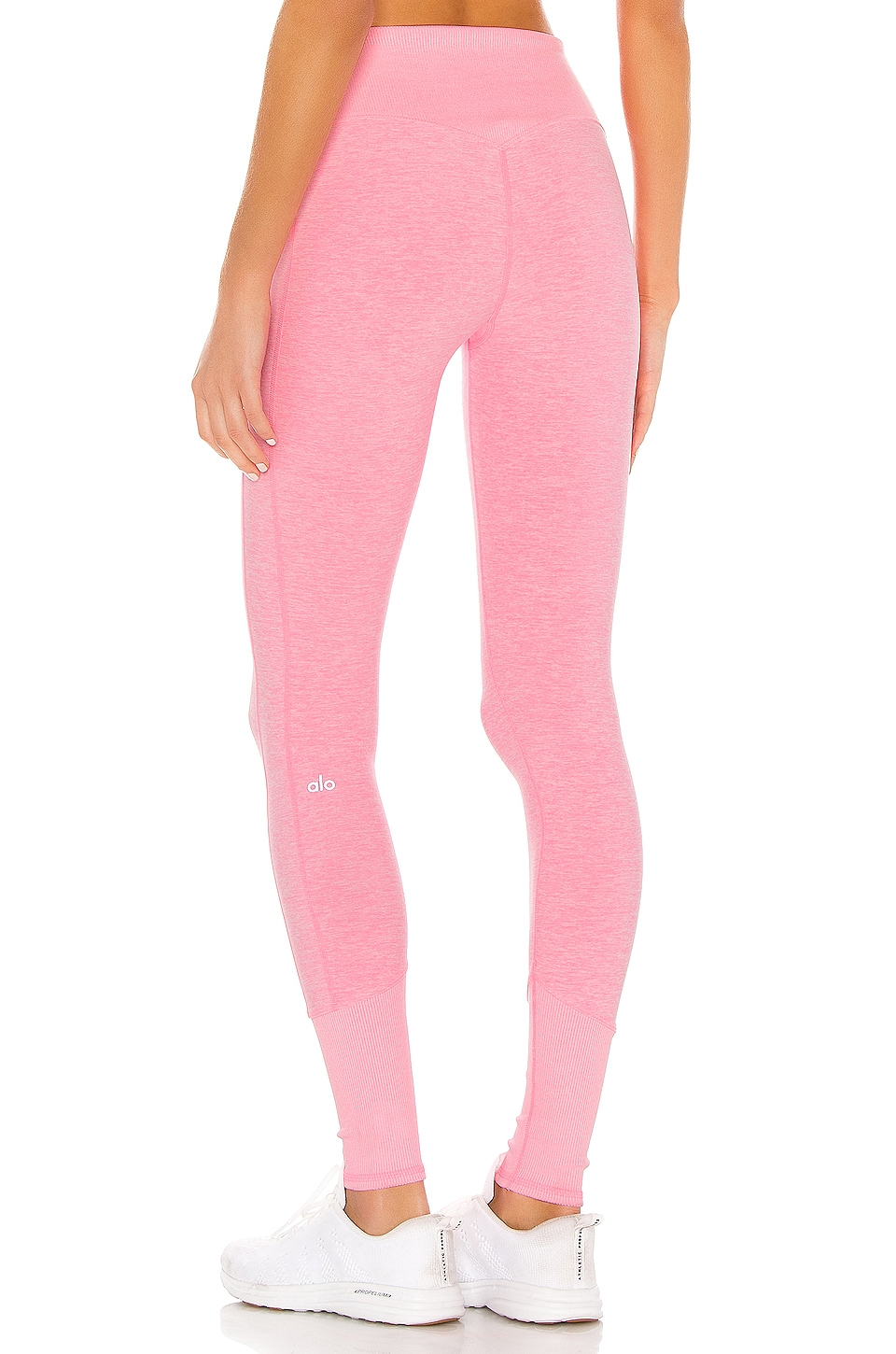 High Waist Lounge Legging, view 3, click to view large image.