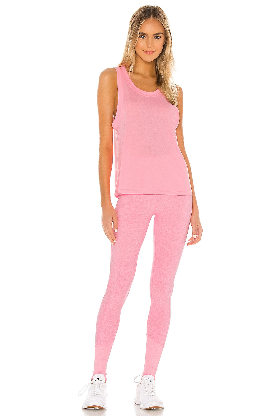 High Waist Lounge Legging, view 4, click to view large image.