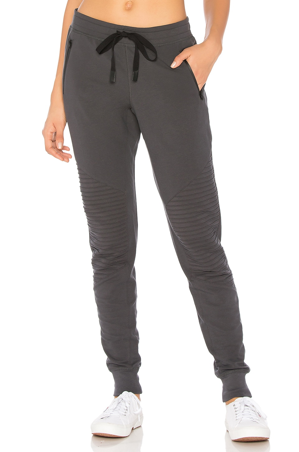 alo Urban Sweatpant in Anthracite