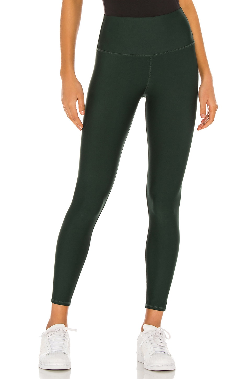 alo 7/8 High Waist Airlift Legging in Forest