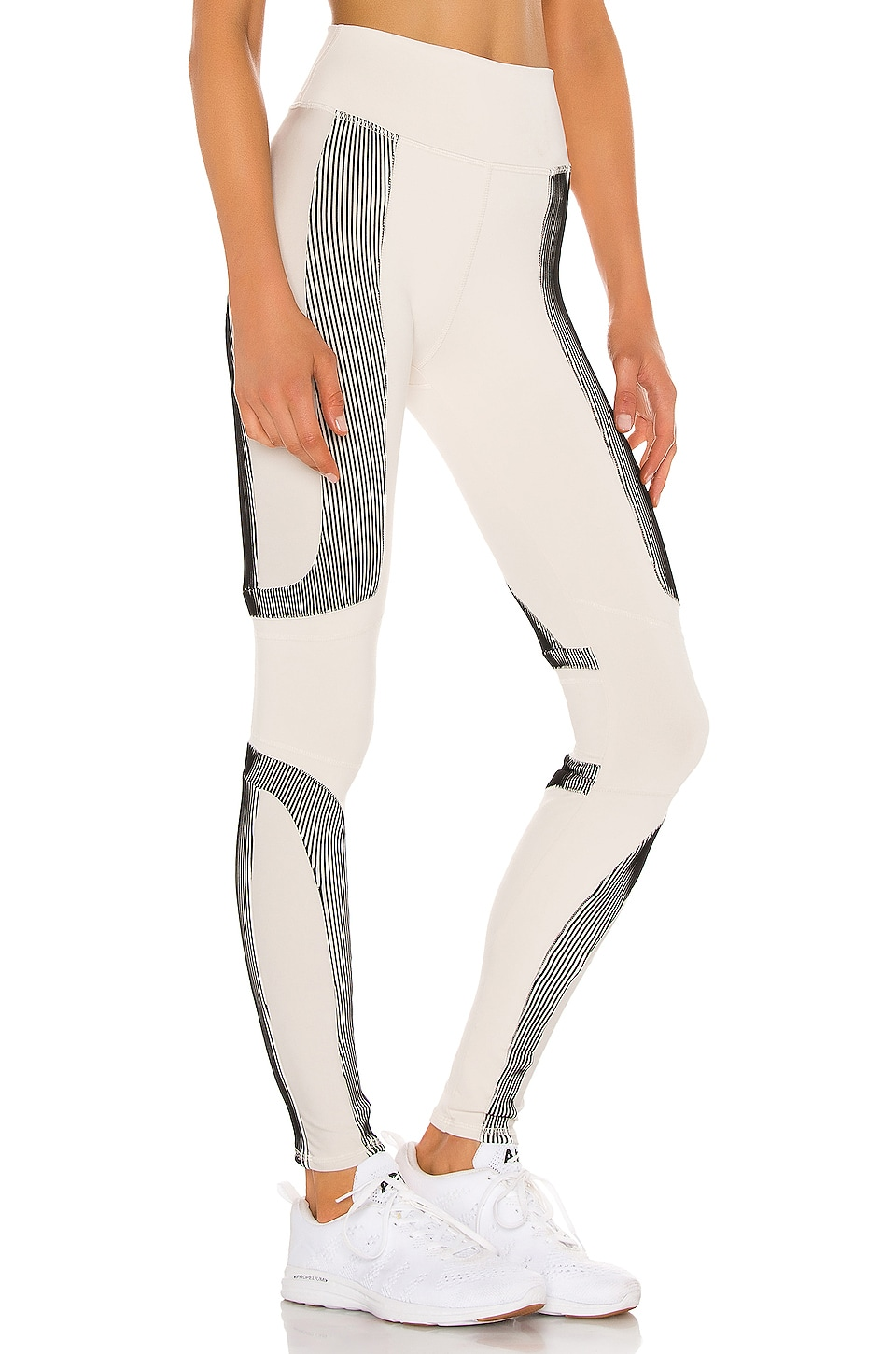 Electric Legging, view 2, click to view large image.