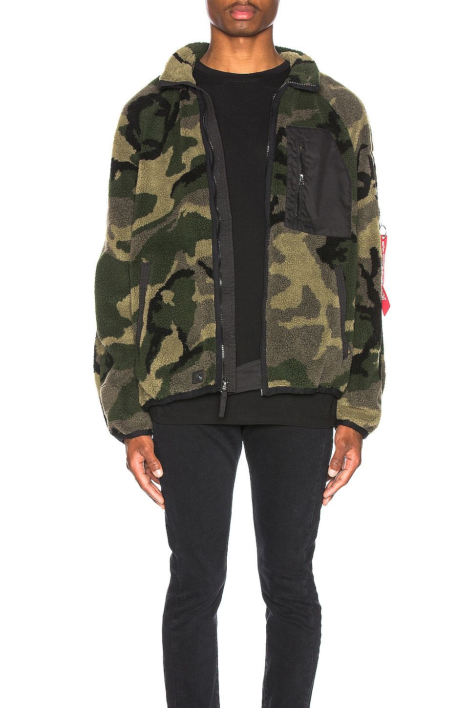 ALPHA INDUSTRIES CHAQUETA RIDGE UTILITY