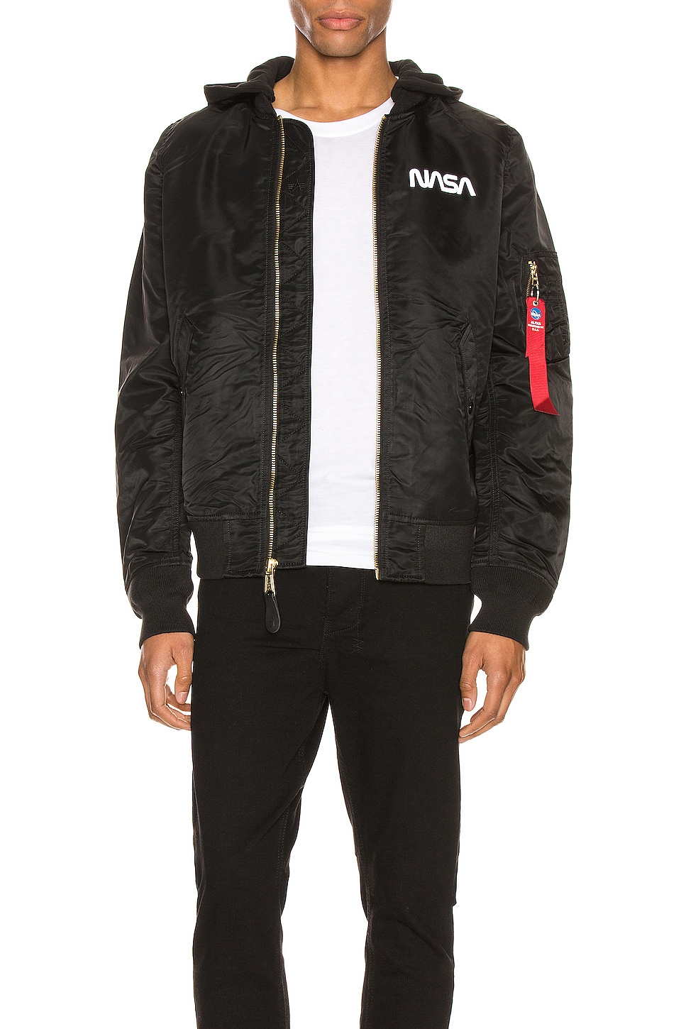 ALPHA INDUSTRIES CHAQUETA L-2B
