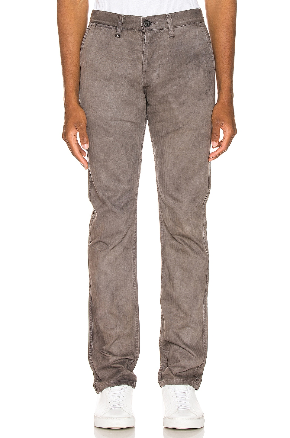 ALPHA INDUSTRIES Natural Dye Chino