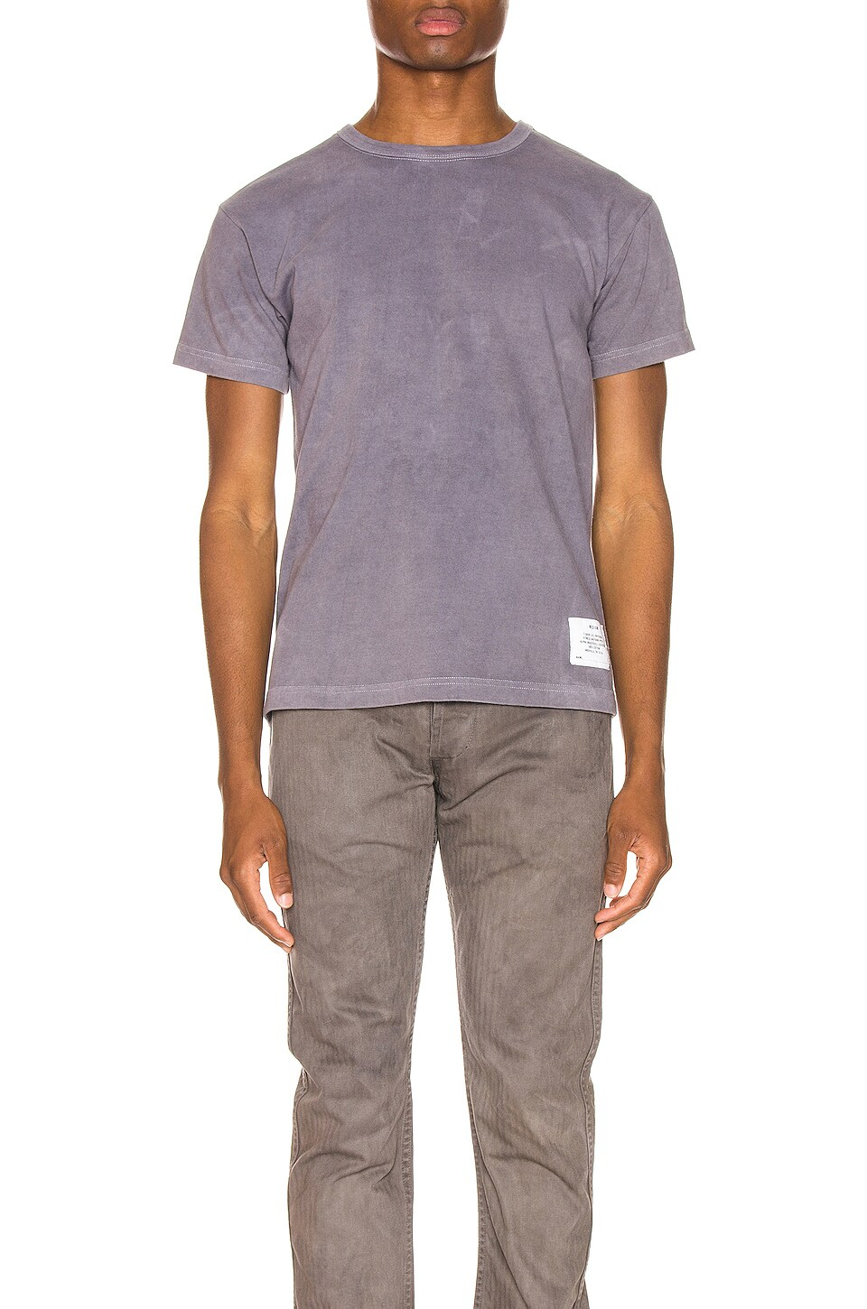 ALPHA INDUSTRIES x 3Sixteen Natural Dye Tee