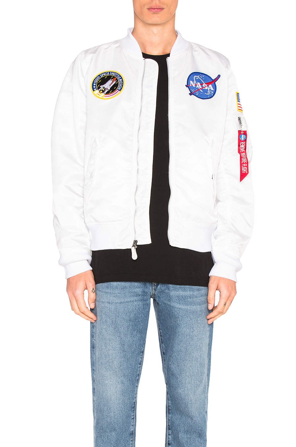 L 2B Nasa Bomber by ALPHA INDUSTRIES