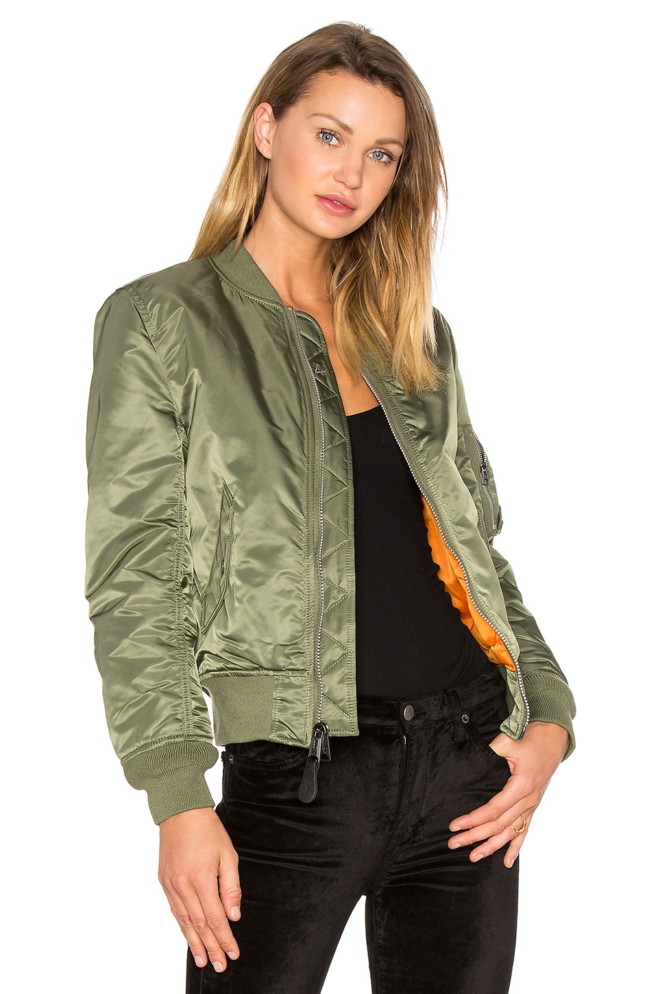 MA-1 W Bomber by ALPHA INDUSTRIES