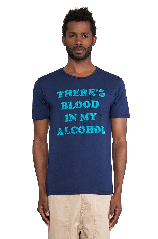 Altru Blood Alcohol Tee in Wharf
