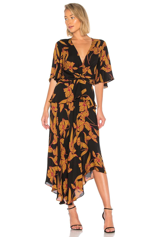 097d37740152 A.L.C Avi Floral-Print Silk Maxi Dress