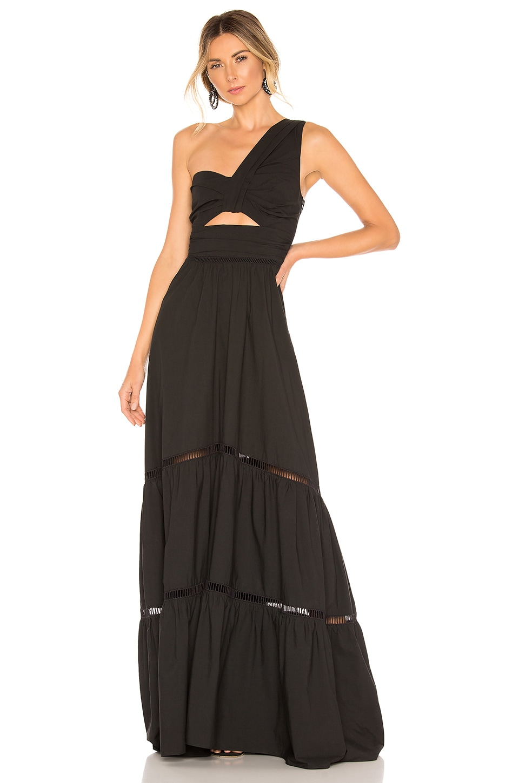 A.L.C. Piper Dress in Black