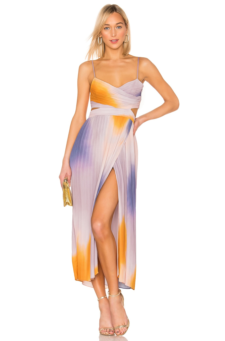 Sienna Ombre Dress