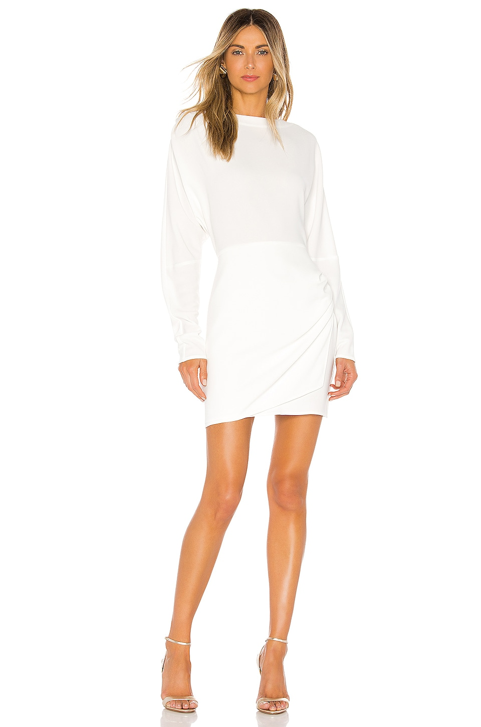 A.L.C. Greer Dress in White