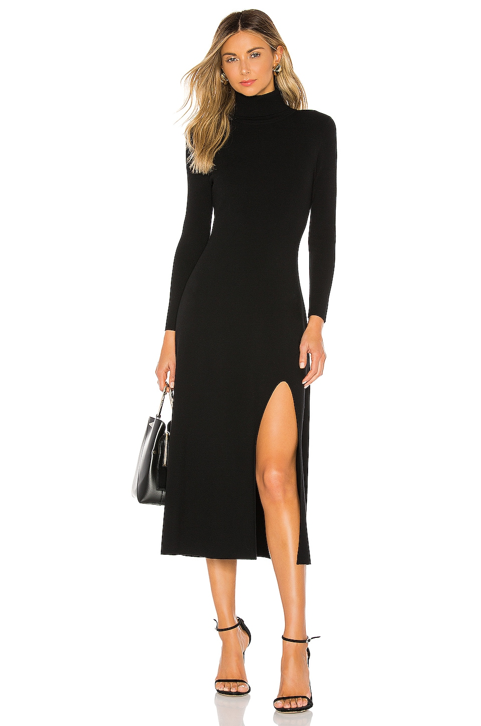 A.L.C. Ambrose Dress in Black