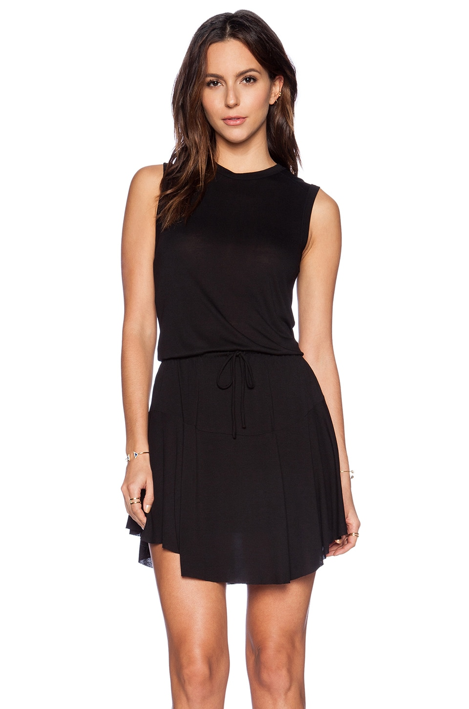 A.L.C. Georgina Dress in Black