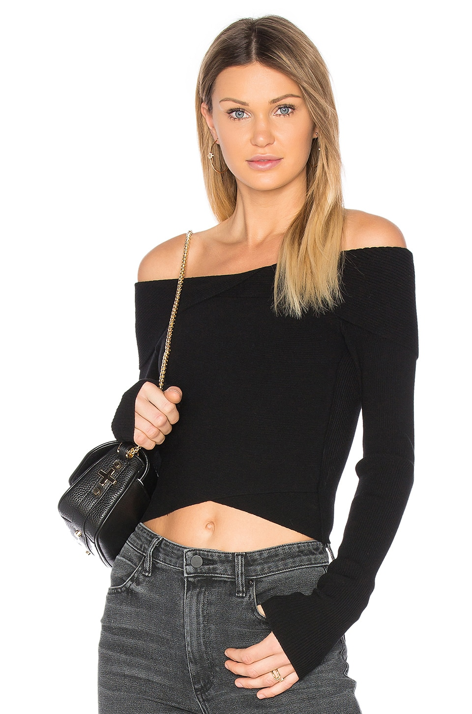 A.L.C. Rayne Sweater in Black
