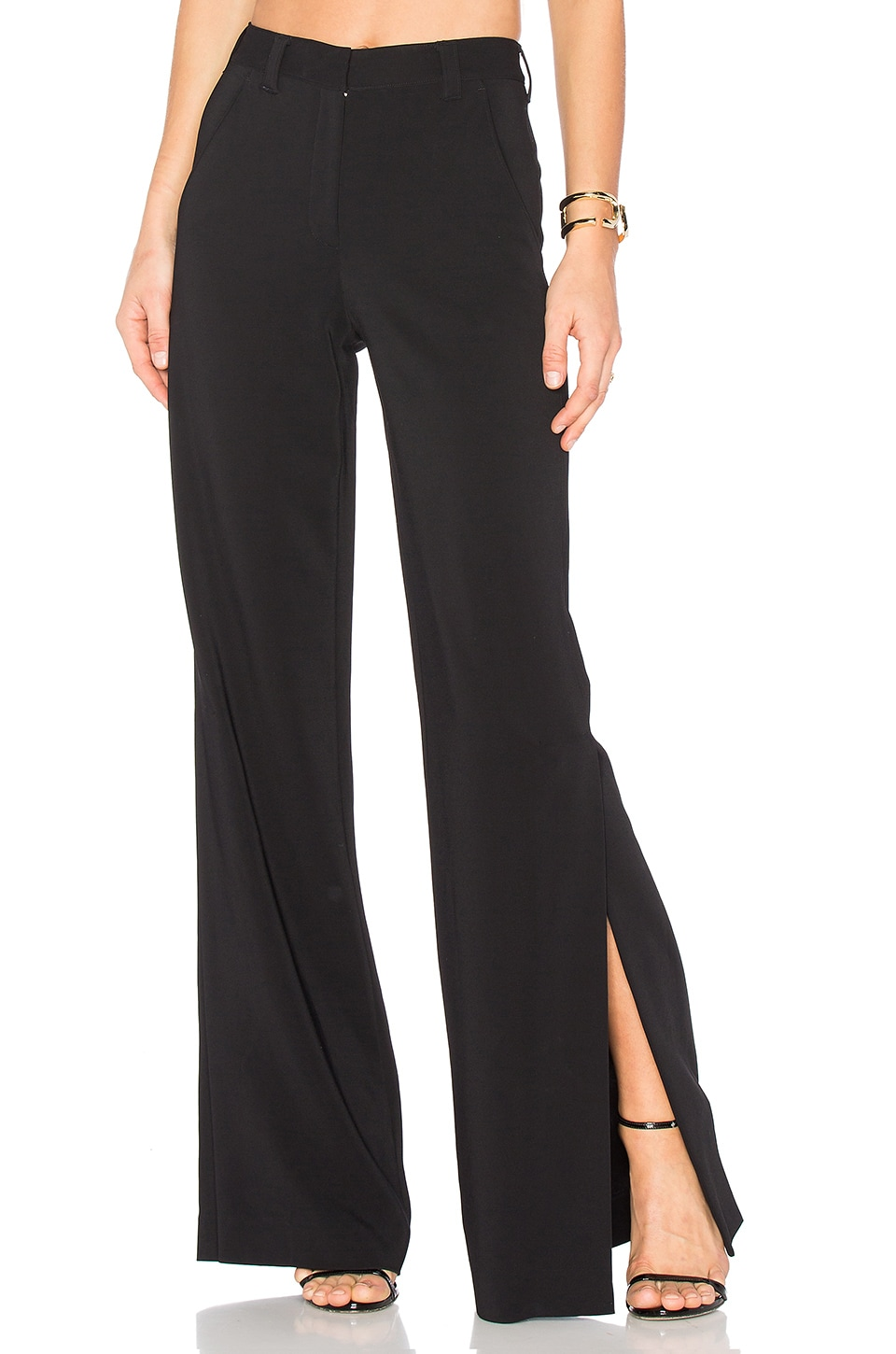 A.L.C. Miles Pants in Black