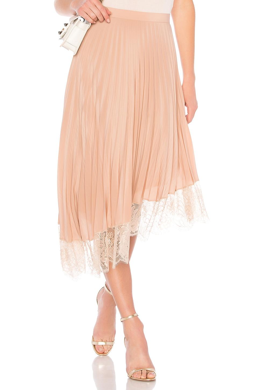 99f040aa7c61a2 Grey Maxi Skirt Shopstyle