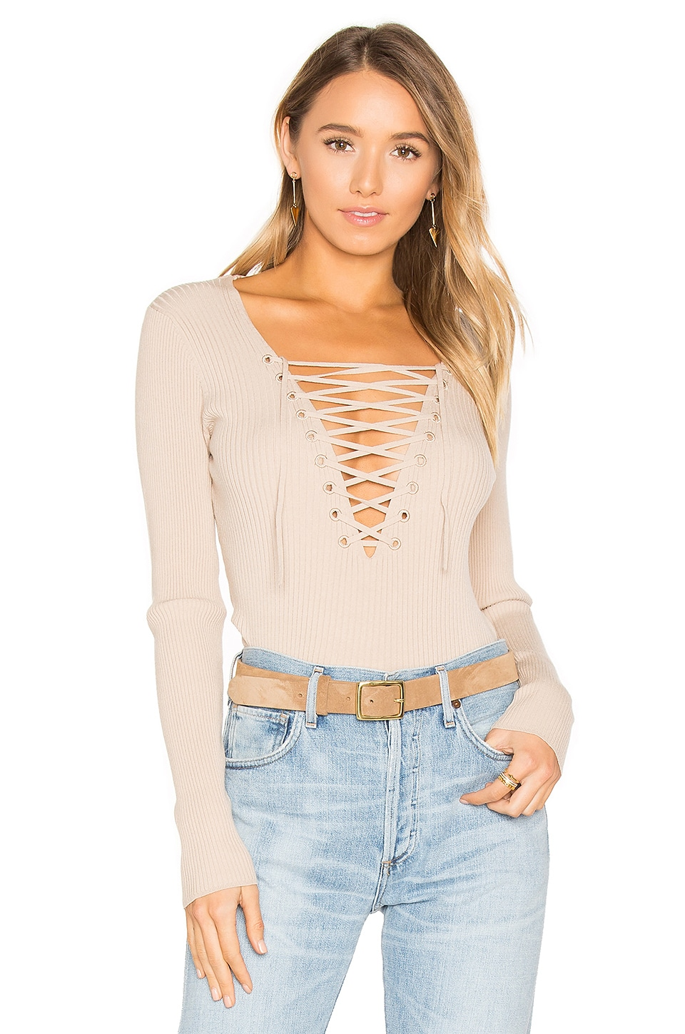 Solana Top by A.L.C.