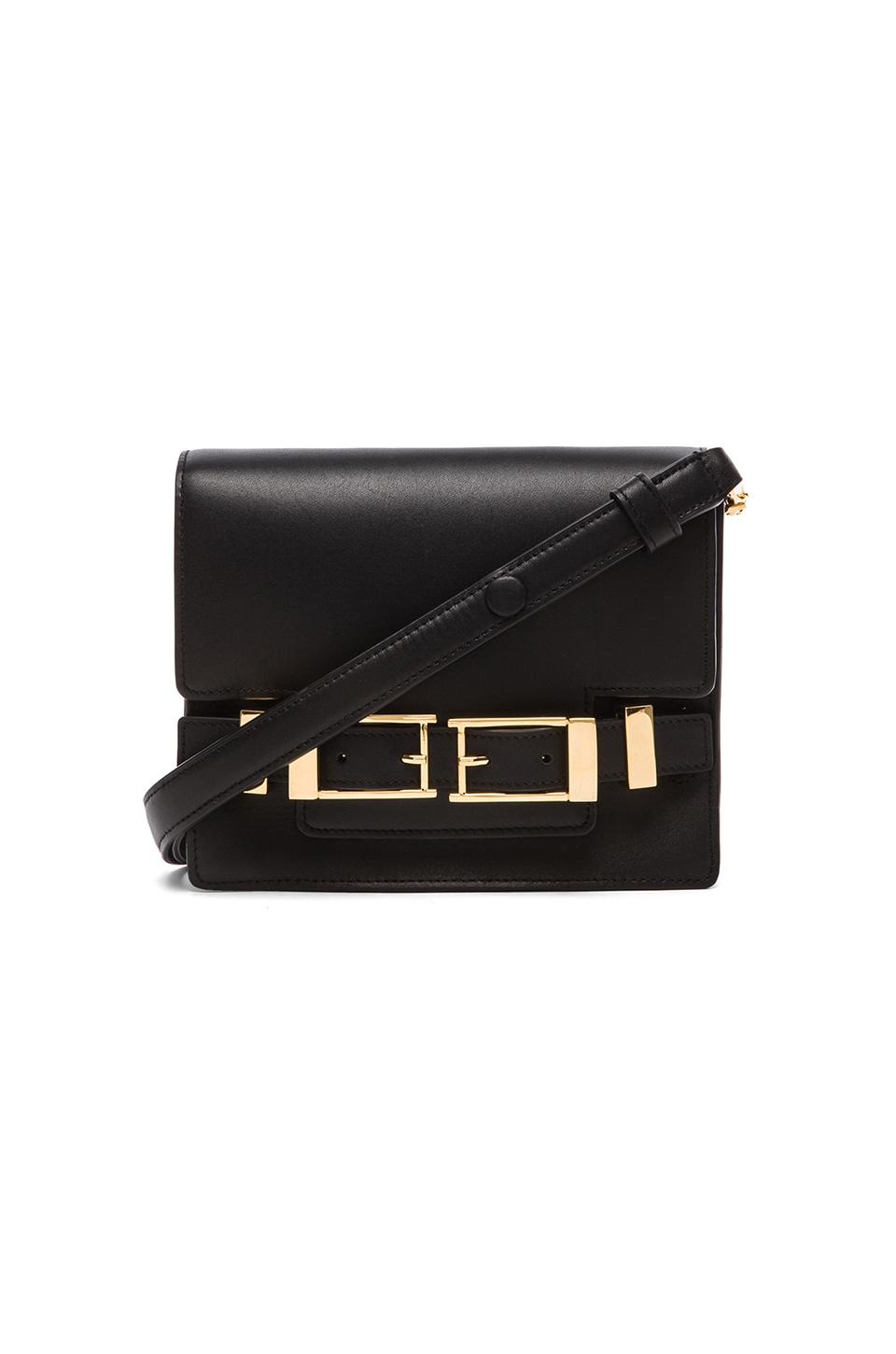 A.L.C. Davenport Clutch in Black