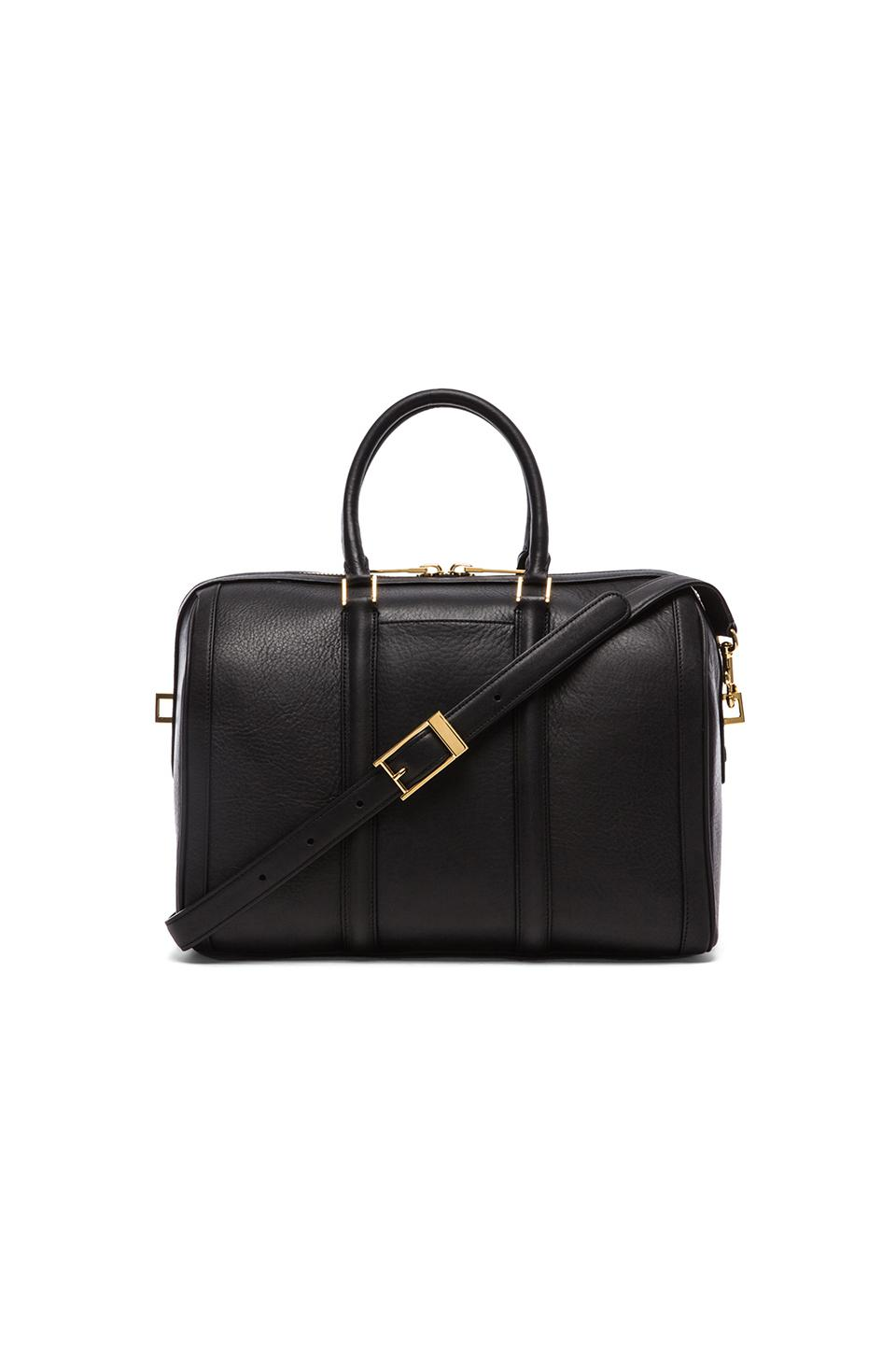 A.L.C. Lucas Satchel in Black