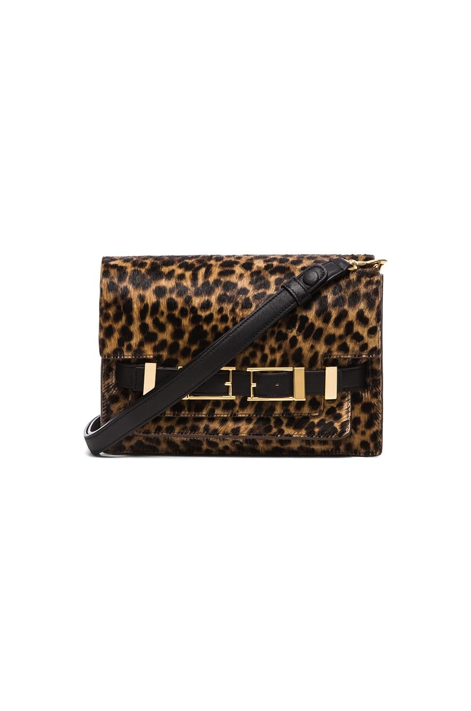 A.L.C. Hutton Clutch in Leopard