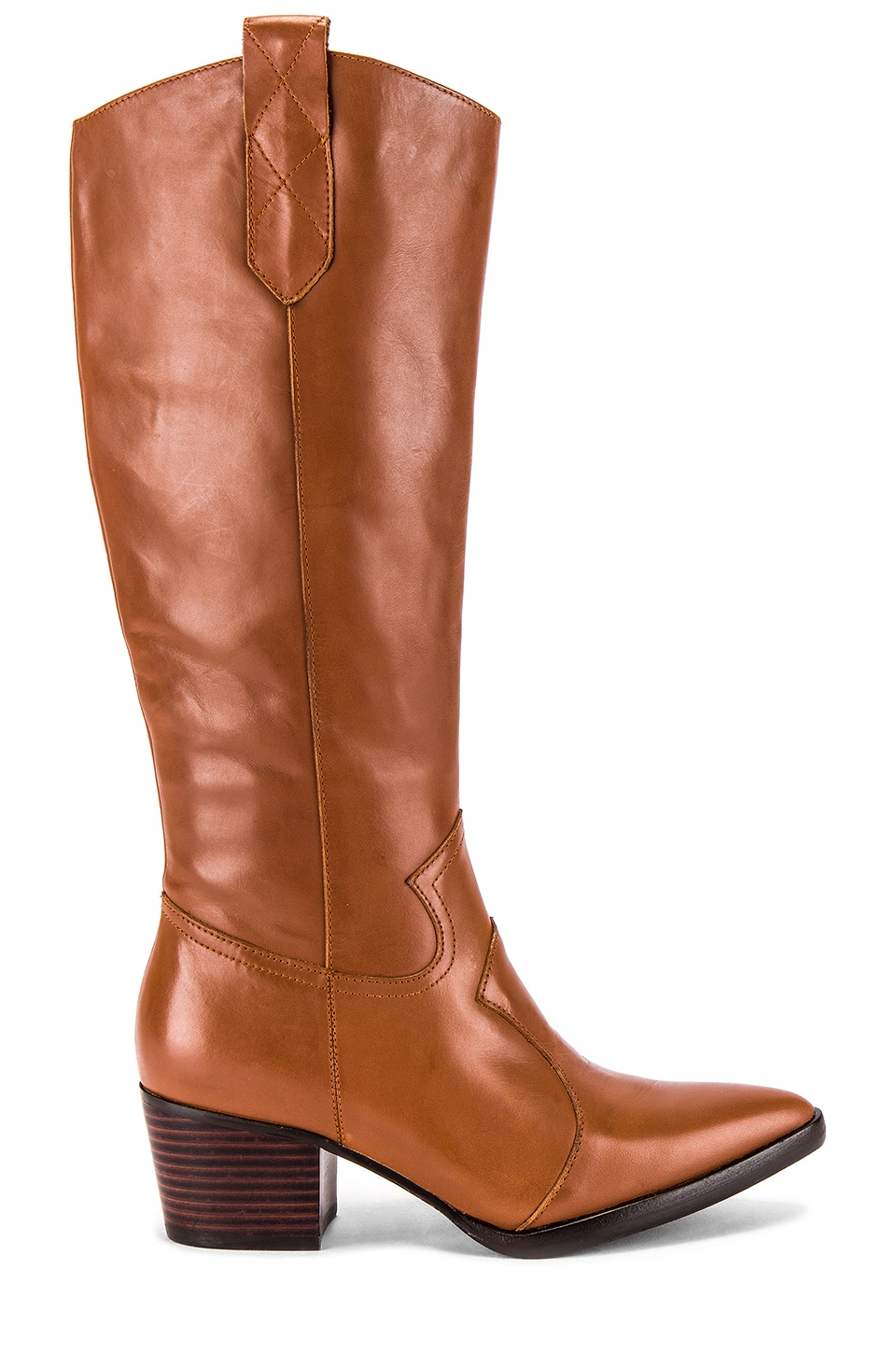 Alias Mae Stevie Boot in Tan Burnished