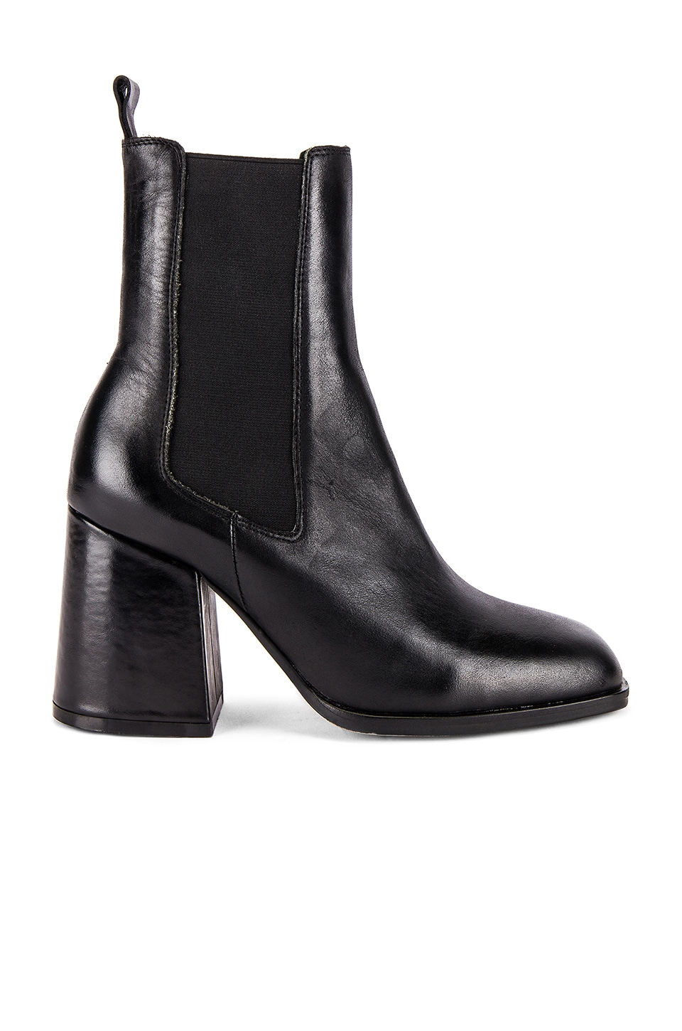 Alias Mae Pepa Bootie in Black Burnished