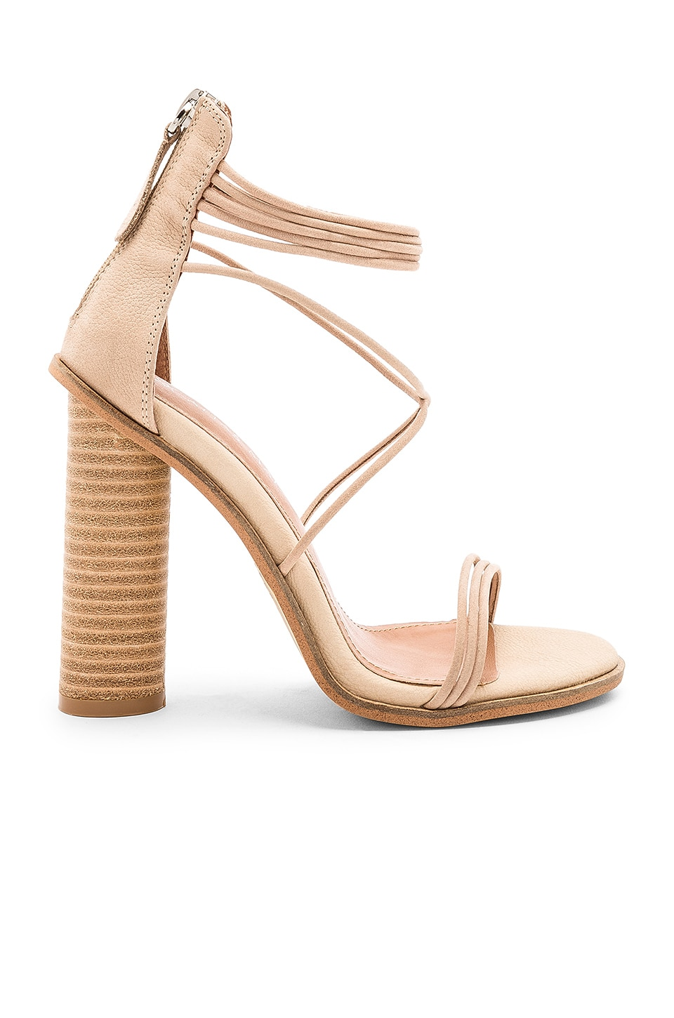 Alias Mae Aflux Sandal in Natural Nubuck