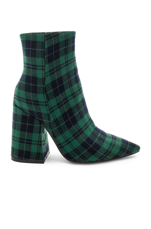 Ahara Bootie, Green