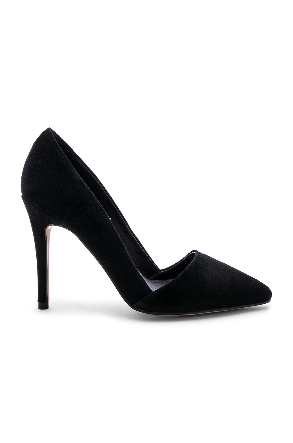 Alias Mae Talise Heel in Black Suede