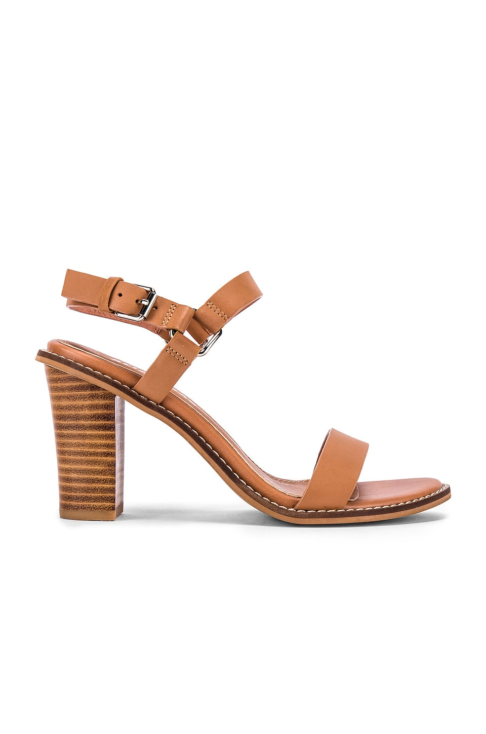 Alias Mae Eva Sandal in Light Tan