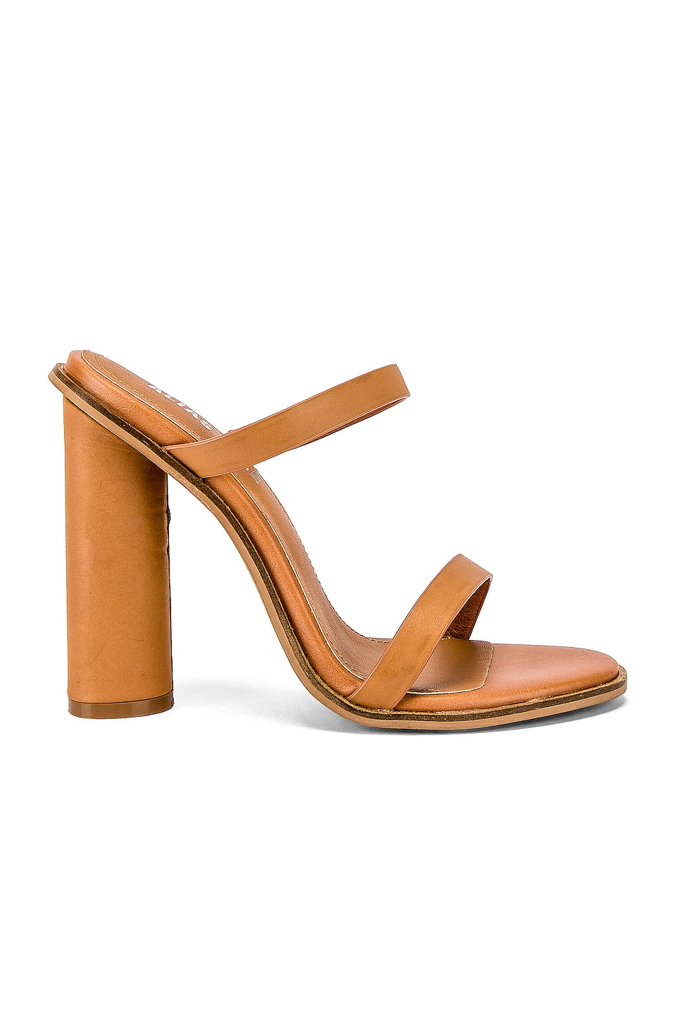 Alias Mae Amina Mule in Light Tan