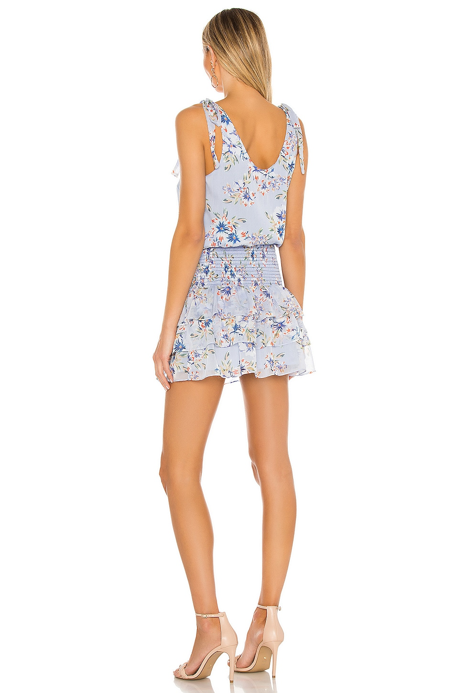 Zita Dress, view 3, click to view large image.