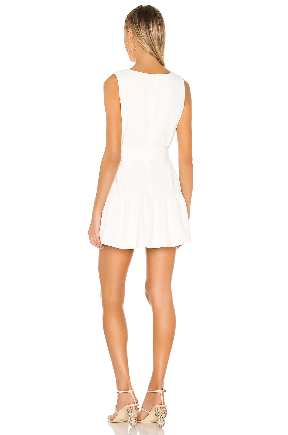 Sleeveless Selene Dress, view 3, click to view large image.