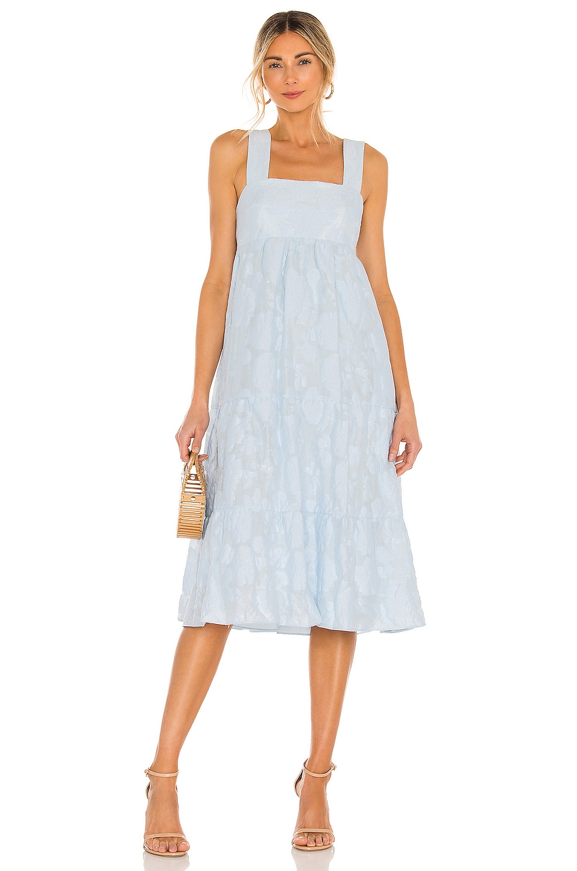 Amanda Uprichard Mitzi Dress in Arcadia