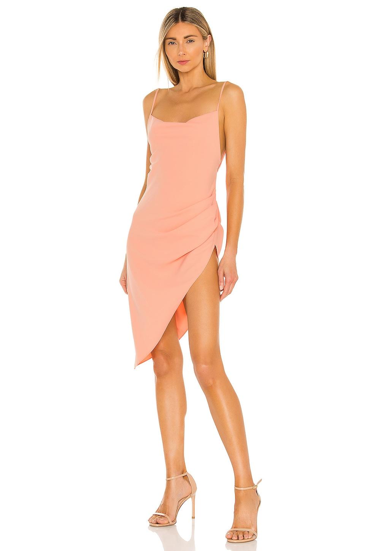 Amanda Uprichard Janet Dress in Sunset