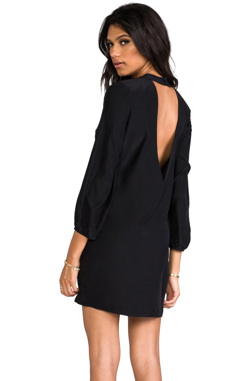 Amanda Uprichard Cut Out Dress in Black