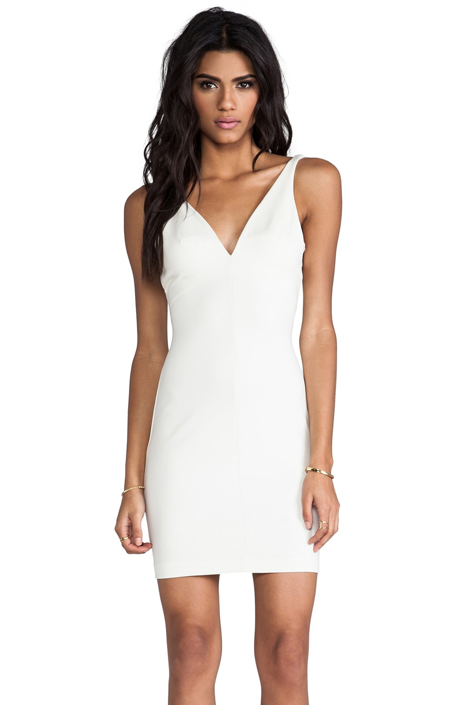 Amanda Uprichard London Dress in Ivory