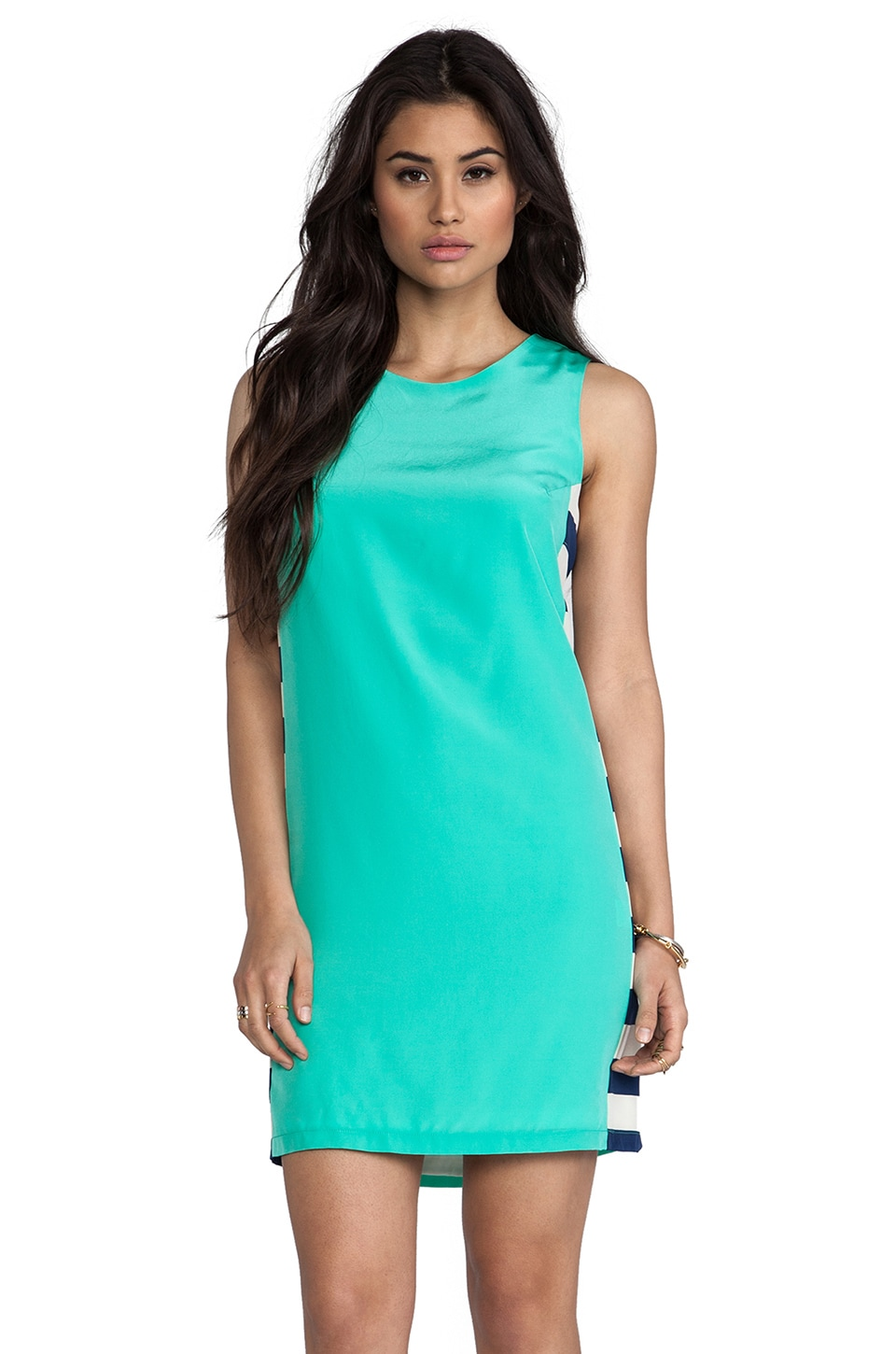 Amanda Uprichard Wayfair Sheath Dress in Mint