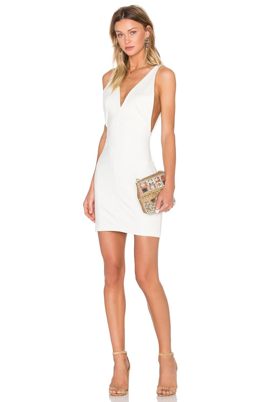 Toni Dress in White. - size L (also in M,S,XS) Amanda Uprichard